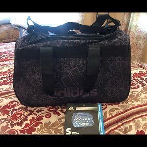 Adidas Printed Small Duffel Bag